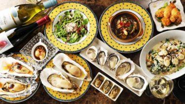 家でも味わえる!銀座で美味しい牡蠣バーの生牡蠣
