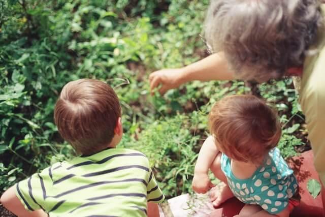 働くママへの祖父母のサポート