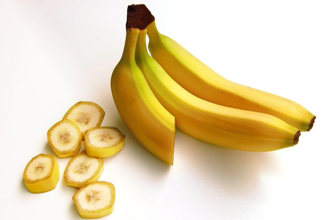 バナナレシピ